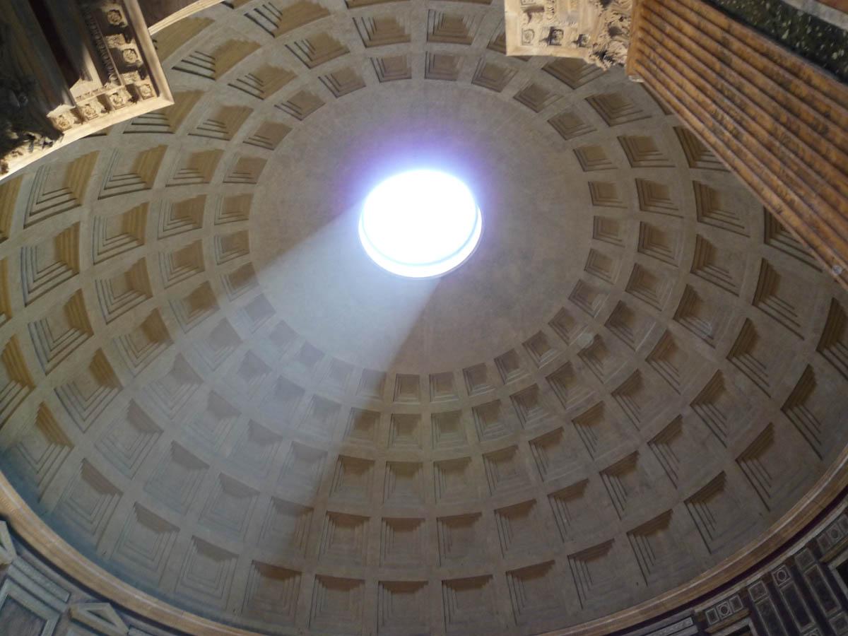Pantheon oculus 2